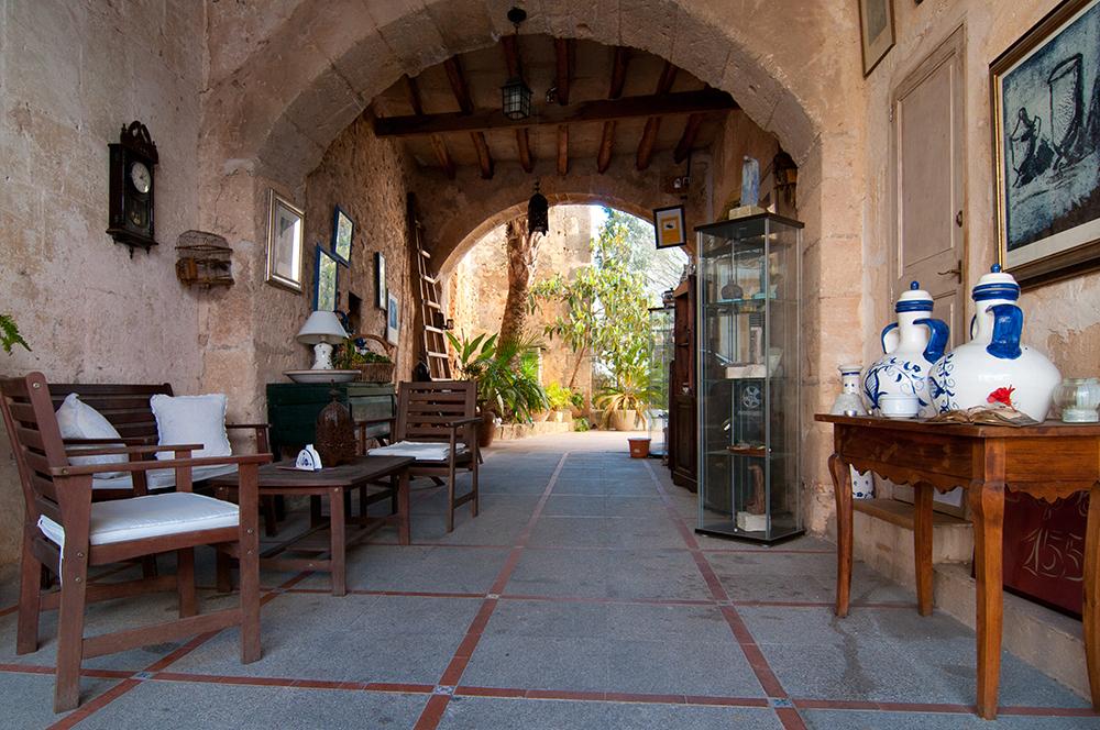 Hotel Rural En Mallorca Im Zentrum Von Campos In Majorca